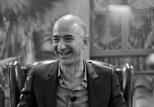 Jeff Bezos y su instinto para emprender
